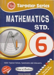 Targeter series mathematics std 6
