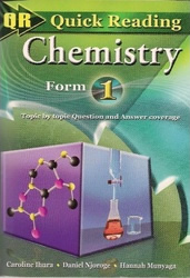 Quick Reading Chemistry Form 1