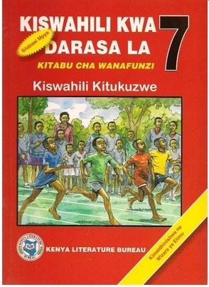 Kiswahili Kwa Darasa  La 7
