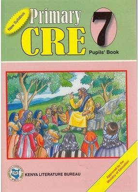 Primary C.R.E Std 7