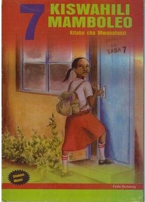 Kiswahili Mamboleo Darasa La 7