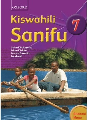 Kiswahili Sanifu Darasa La 7
