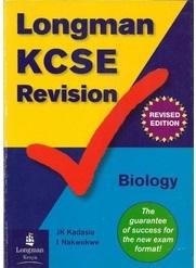 Longman KCSE Revision Biology