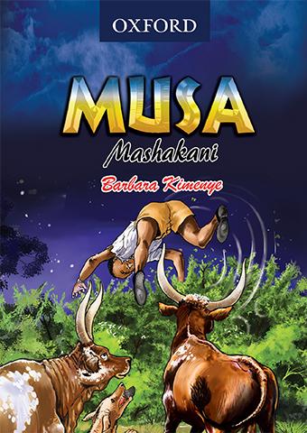 Musa Mashakani