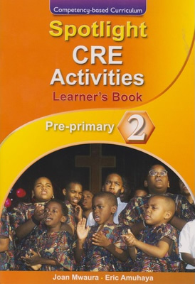 Spotlight CRE Activities Learner's Book PP2 (Approved)