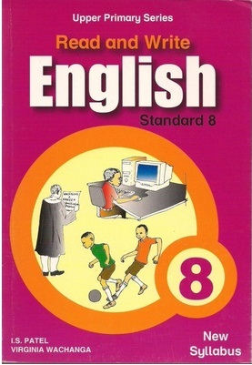 Read And Write English Std 8