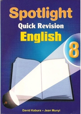Spotlight Quick Revision English Std 8