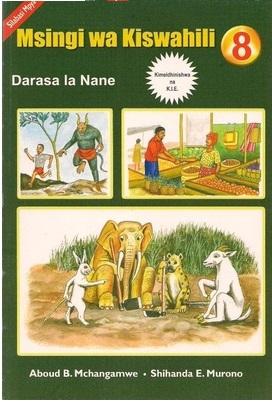 Msingi Wa Kiswahili Darasa La 8