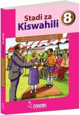 Stadi Za Kiswahili Darasa La 8