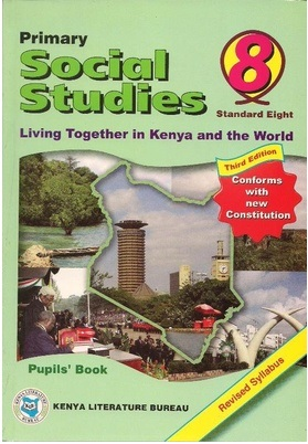 Primary Social Studies Std 8