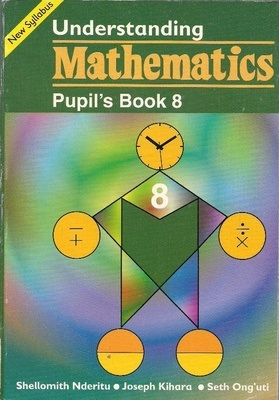 Understanding Mathematics Book 8