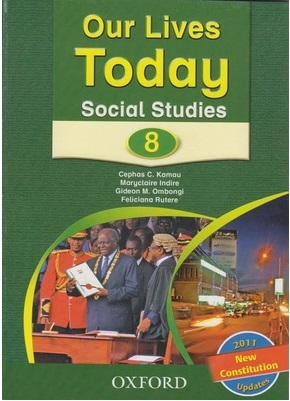 Our Lives Today Social Studies Std 8