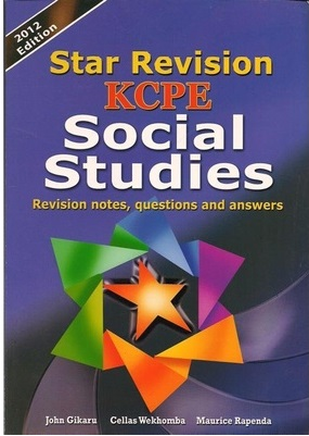 Star Revision KCPE Social Studies