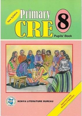 Primary C.R.E Std 8