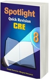 Spotlight Quick Revision CRE Std 8