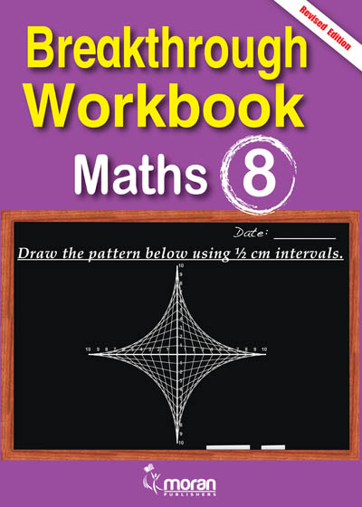 Breakthrough Workbook Mathematics Std 8