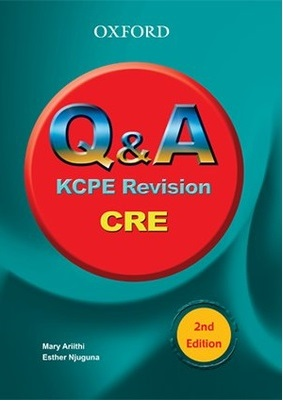 Q and A  KCPE Revision CRE
