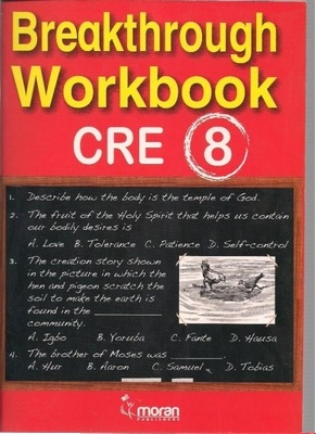 Breakthrough Workbook CRE Std 8