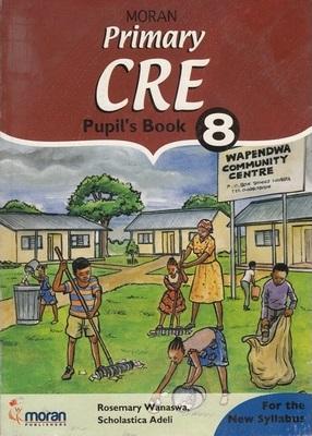 Moran Primary CRE Std 8