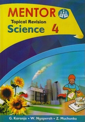 Mentor Topical  Revision  Science Std 4