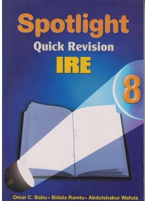 Spotlight Quick Revision IRE Std 8