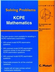 Solving Problems KCPE Mathematics