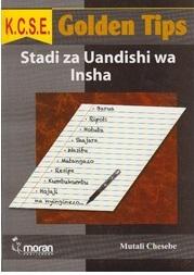Stadi Za Uandishi Wa Insha