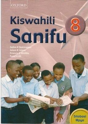 Kiswahili Sanifu Darasa La 8