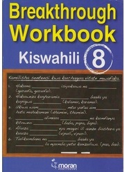 Breakthrough Workbook Kiswahili Std 8