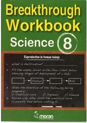 Breakthrough Workbook Science Std 8