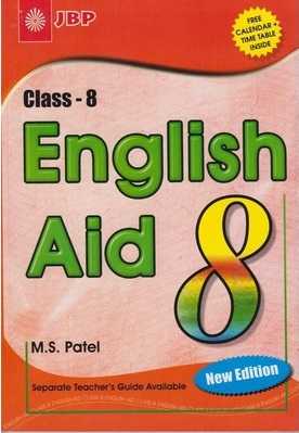 English Aid New Edition Std 8