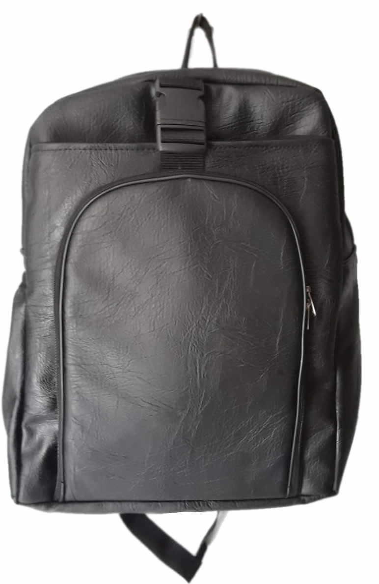 Tafsiri Collection College Bags Plain Black