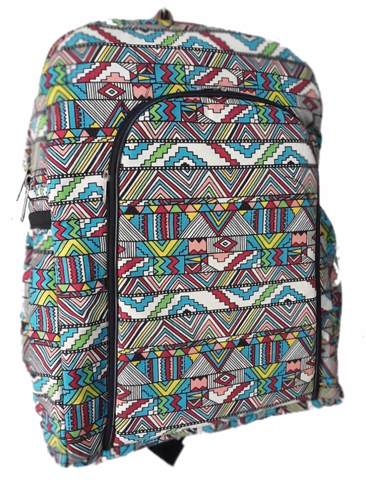 Tafsiri Collection College Bags African Print