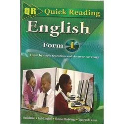 Quick Reading English Form 1