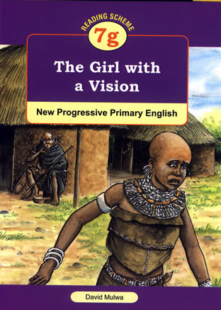 The Girl With A Vision 7g