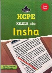 KCPE Kilele cha Insha
