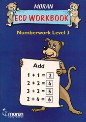 Moran ECD Workbook Number work Level 3  by Moran