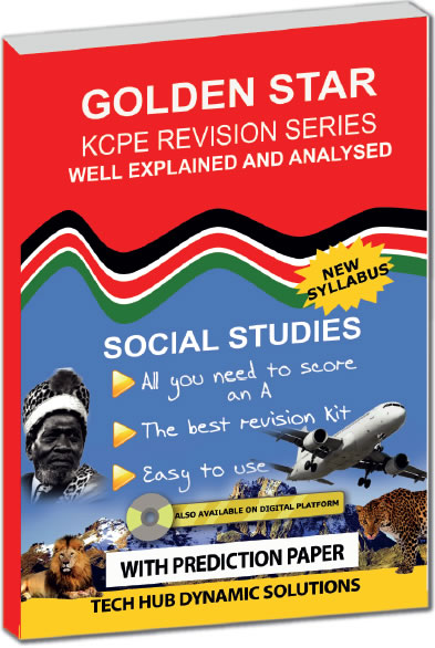 K.C.P.E Social Studies Comprehensive Holiday Homework