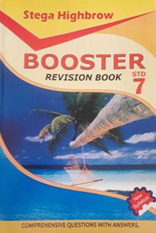 Stega Series Booster 7