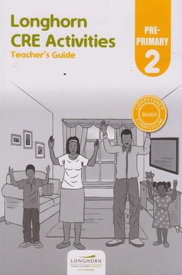 Longhorn CRE Activities Teacher's Guide Preprimary 2