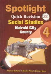 Spotlight Quick Revision Social Studies Std 4