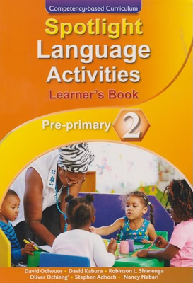 Spotlight Language Activities Book PP2 (Approved)