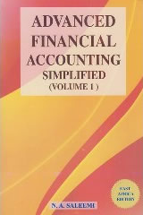 Advanced Financial Accounting Simplified Volume 1
