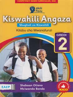 EAEP Kiswahili Angaza Grade 2