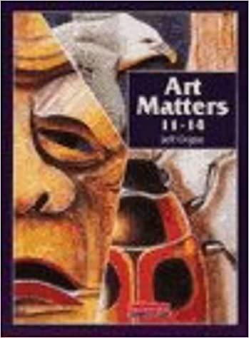 Art Matters 11-14 Student Book