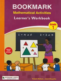 Bookmark Mathematical Activities Learner's Workbook Grade 1