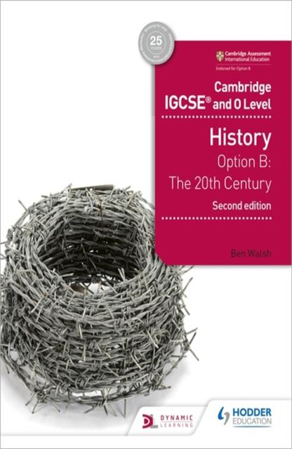Cambridge IGCSE and O Level History 2nd Edition Option B
