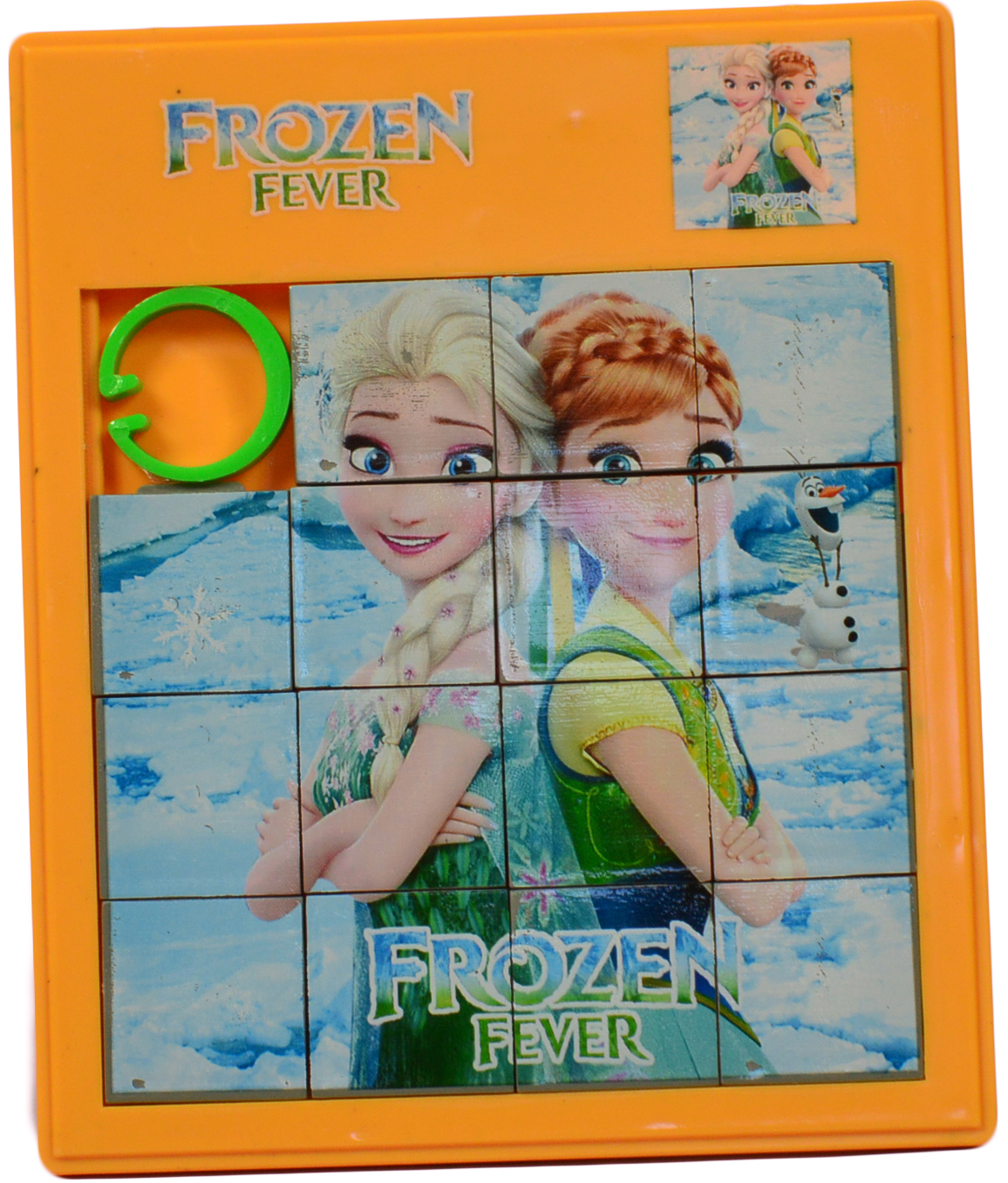 Frozen Fever Puzzle
