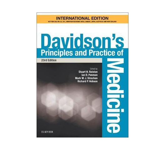Davidson's Principle & Practice of Medicine 23rd Edition