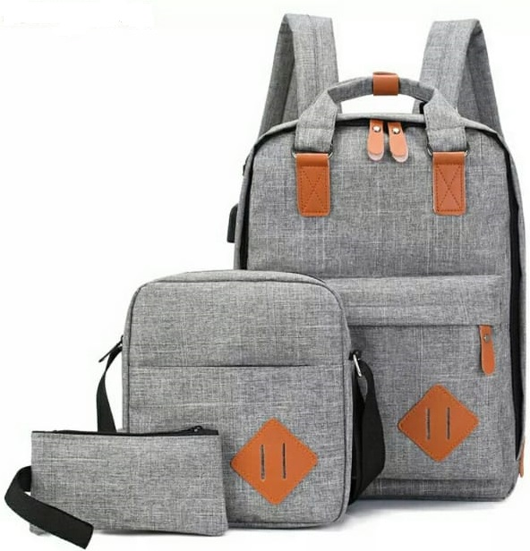 Backpack 3in1 Grey Type E